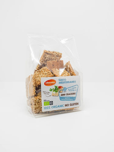 Mini Crackers Gusto Mediterraneo